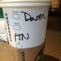 Photo taken at Starbucks by Darren M. on 4/28/2013