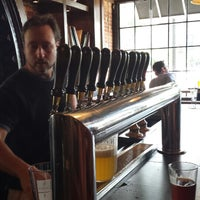 Photo taken at Square One Brewery & Distillery by Darren M. on 7/27/2013