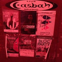 Photo taken at The Casbah by Tony P. on 5/1/2013
