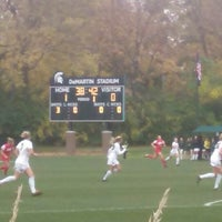 Photo taken at DeMartin Field by Phil C. on 10/16/2014