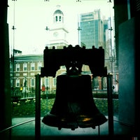 Photo taken at Liberty Bell Center by George D. on 1/28/2013