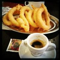 Foto tomada en Tejeringo's Coffee por Luka D. el 6/9/2013