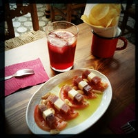 Photo taken at Taberna del Siglo by Luka D. on 6/16/2013