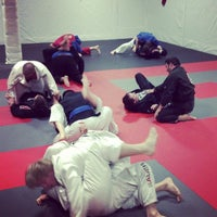 Photo taken at Red Schafer Mixed Martial Arts by Eric Red S. on 8/17/2013