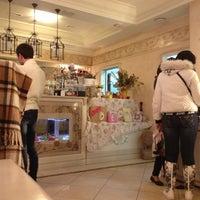 Снимок сделан в М cafe пользователем Alyona C. 11/8/2012