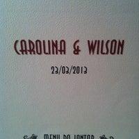 Снимок сделан в Espaço Coimbra пользователем Daniel Augusto Silva [. 3/24/2013