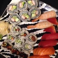 Photo taken at Mizu Sushi by Deniz S. on 1/21/2015