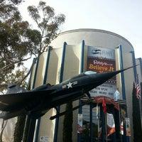 Das Foto wurde bei San Diego Air & Space Museum von Drew B. am 3/29/2013 aufgenommen