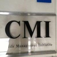 Photo taken at CMI Brussels by Meeri J. on 9/5/2013