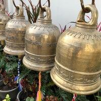 Photo taken at Wat Uppakut by Bill K. on 1/14/2018