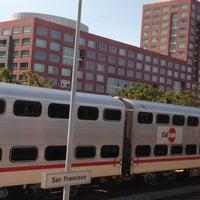 Photo taken at Caltrain #142 by Bill K. on 7/19/2013