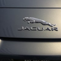 Photo taken at Imperial Motors Jaguar of Wilmette by Amber H. on 10/26/2013
