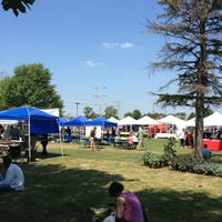 Photo taken at Morton Grove Farmers' Market by Amber H. on 8/24/2013