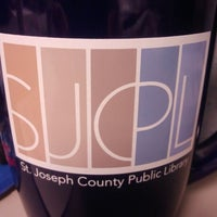 Photo taken at St. Joseph County Public Library--Main Library by Ra R. on 11/5/2012