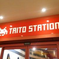 Photo taken at Taito Station by Shizuki K. on 2/2/2017