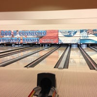 Photo taken at Orleans Bowling Center by Lauran D. on 10/27/2012