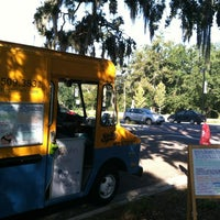 Photo taken at Street Chefs Truck - Boulevard Park by Street Chefs on 10/31/2012