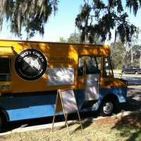 Photo taken at Street Chefs Truck - Boulevard Park by Street Chefs on 1/23/2013