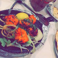 Photo taken at Agra Tandoori by Muhannad on 4/28/2015