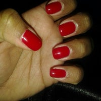 Photo taken at Bellagio Nail & Spa by Mari C. on 12/27/2012