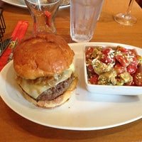 Photo taken at 5 Napkin Burger by Maxwell H. on 6/30/2013