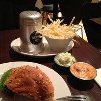 Photo taken at Gourmet Burger Kitchen by Yeah G S. on 2/2/2013