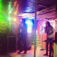 Photo taken at Santa's Pub by Matt W. on 1/10/2013