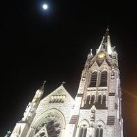 Photo taken at Saint Francis Xavier College Church by Matt W. on 1/27/2013