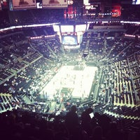 Photo taken at AT&T Center by Mike H. on 12/8/2012