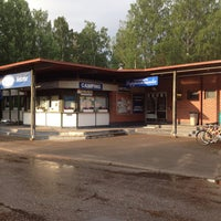 Photo taken at Finnhostel Lappeenranta by Petri K. on 6/7/2013