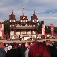 Photo taken at Pennsylvania Renaissance Faire by Sarah N. on 9/7/2013