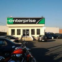Photo taken at Enterprise Rent-A-Car by Steven S. on 2/23/2013