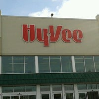 Photo taken at Hy-Vee by Marc H. on 1/31/2013