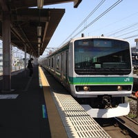 Photo taken at Tennodai Station by Seiichi K. on 5/14/2013