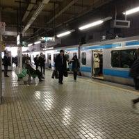 Photo taken at JR Ōimachi Station by Seiichi K. on 12/14/2012