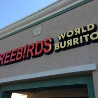 Photo taken at Freebirds World Burrito by Jeff P. on 9/30/2012