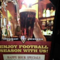 Photo taken at BJ's Restaurant and Brewhouse by Jeff P. on 10/2/2012