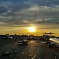 Photo taken at Gate D2 by Quian P. on 1/5/2017