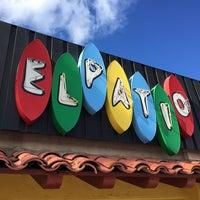 Photo taken at El Patio by Joe C. on 11/1/2014
