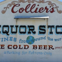 Photo taken at Colliers Liquor Store by Adam M. on 7/5/2014