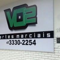 Photo taken at VO2 ARTES MARCIAIS by Erasmo K. on 10/5/2013