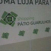 Foto tirada no(a) Shopping Pátio Guarulhos por Guilherme R. em 7/20/2013