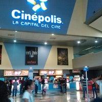 Photo taken at Cinépolis by Ethel R. on 1/26/2013