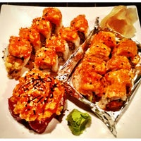 Photo taken at Ikyu Sushi by Abby G. on 1/15/2013