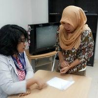 Photo taken at Fakultas Pendidikan Bahasa dan Seni (FPBS) by Putri S. on 9/3/2014