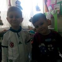 Photo taken at Tahiraga İlkogretim Okulu by Fatma M. on 3/10/2016
