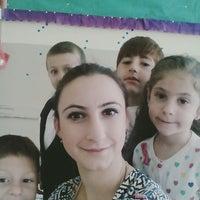 Photo taken at Tahiraga İlkogretim Okulu by Fatma M. on 6/9/2016