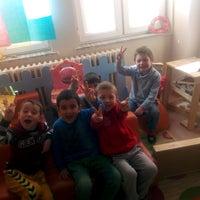 Photo taken at Tahiraga İlkogretim Okulu by Fatma M. on 3/9/2016