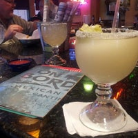 Photo taken at On The Border Mexican Grill & Cantina by Given M. on 10/15/2012