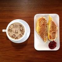 Photo taken at 4W Café by Aniruddh K. on 12/8/2013